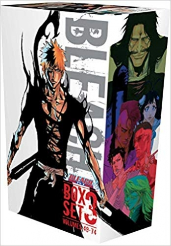 Bleach Box Set 3 Includes vols 49-74 with premium by Tite Kubo